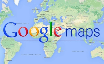 Small google maps